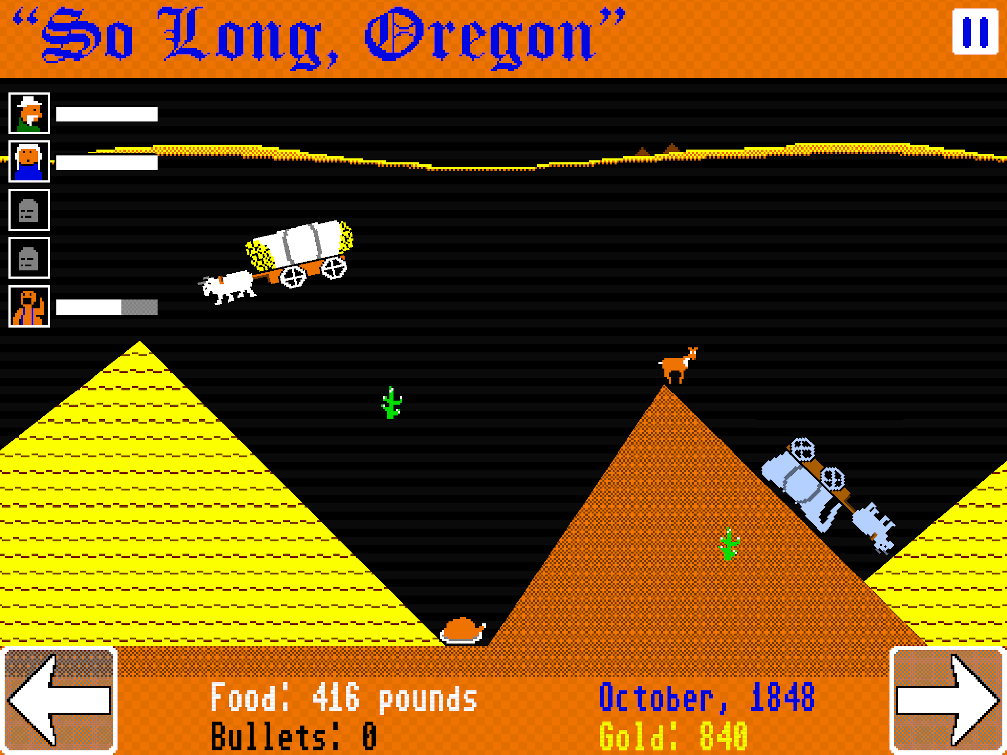 So Long, Oregon! screenshot #14