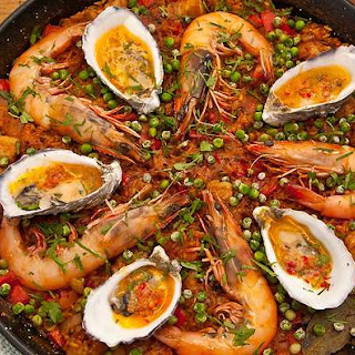 Pacific Paella.