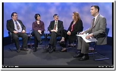 Telecom TV panel session march 2010