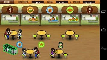 Screenshot of Kitchen Run HD DEMO