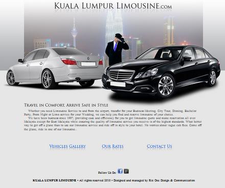 Kuala Lumpur Limousine