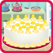 Cooking cakes games
