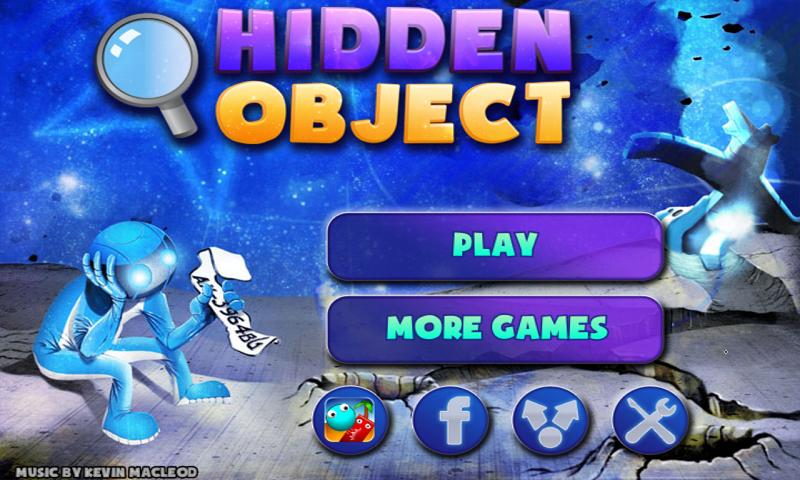 Hidden Object - screenshot