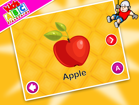 Kids ABC Flash Cards 1.15 screenshot 2077015