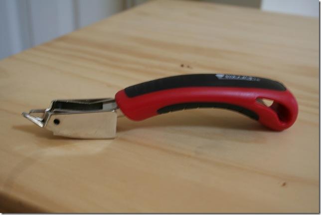 Design Intervention Removing Staples