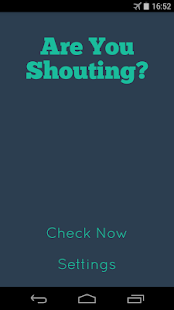 Are You Shouting?- screenshot thumbnail