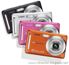 Thers is a flurry of Digital Camers available today