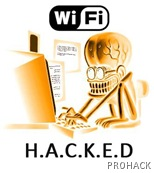 Wi-Fi Compromised / Hacked ?