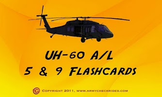 Screenshot of UH-60 A/L 5&9 Flashcards