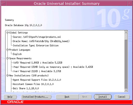 DBA Blog: Upgrade oracle database from 9i to 10g