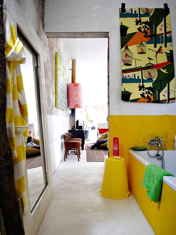 La casa de una artista portuguesa {Ikea Family Live} - Una Mosca en ...