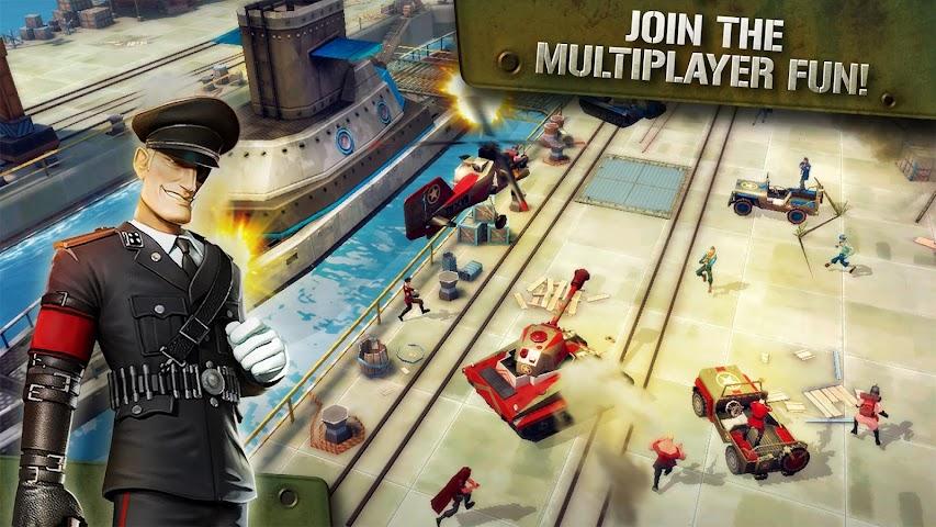 android Blitz Brigade - FPS en ligne ! Screenshot 6