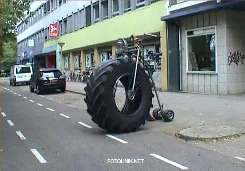 Monster Bike : Sepeda paling Brutal di Dunia| Foto & Video