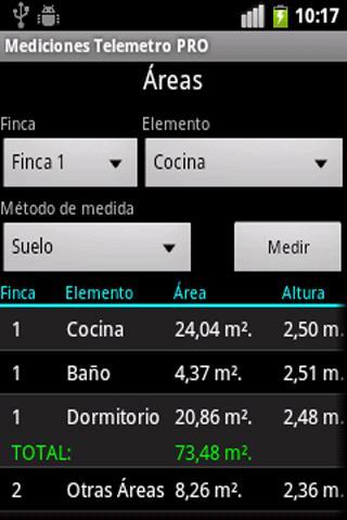 Telemeter Total Station- screenshot