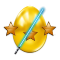 Angry? 3 Star Wars Birds! icon