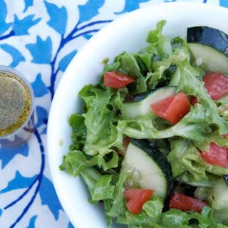 Tequila Citrus Salad Dressing.