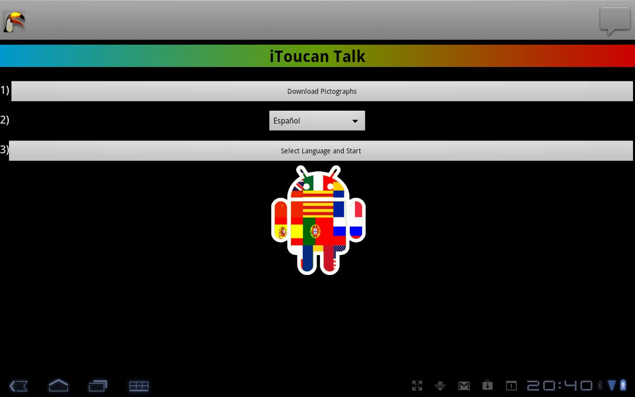 iToucan Talk (Autism) Alpha - screenshot