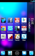 Jelly Bean HD Theme 5 in 1 apk 2.0 for Android