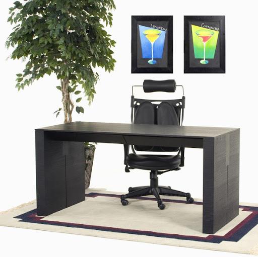 ديكورات مكاتب مودرن انيقة لغرف الدراسة: A1Decor: Modern Home Office Desk