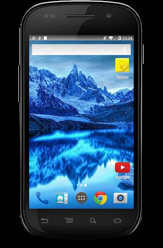 Arktis Polar HDR Wallpaper 4K