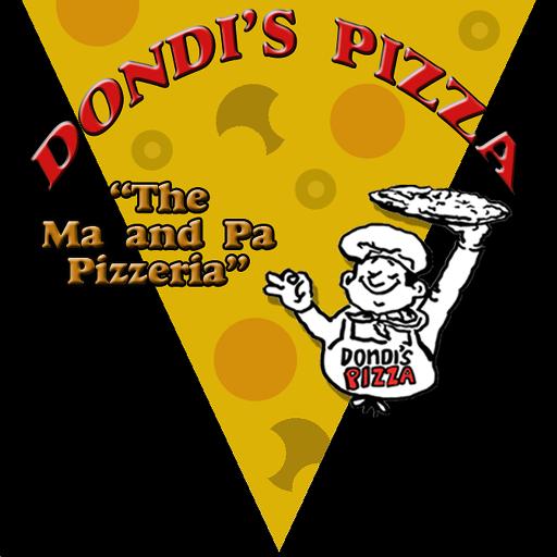 Dondis Pizza LOGO-APP點子