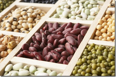 Foods To Slim-Beans