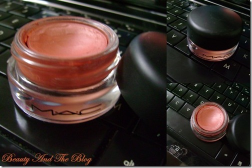 M.A.C. Paint Pot in Coral Crepe Review And Swatch