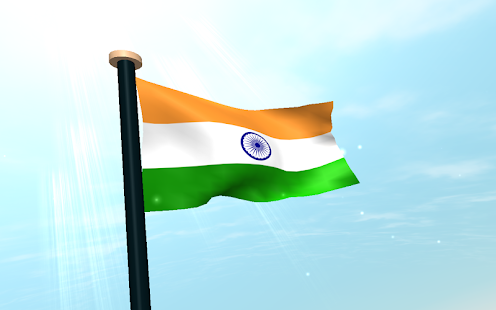 India flag 3d free wallpaper android apps on google play for India wallpaper 3d