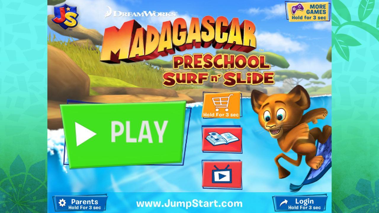 Madagascar Preschool Slides™ - screenshot