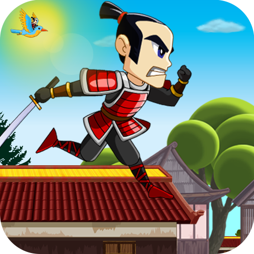 Clash Of Samurai LOGO-APP點子