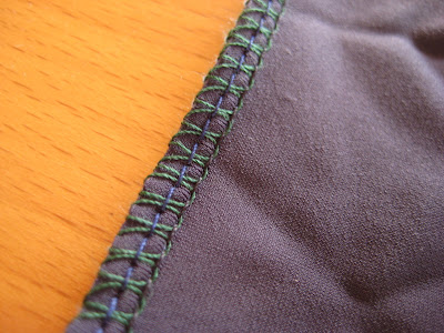 Serger stitch on lycra: diagnosis needed sewing discussion
