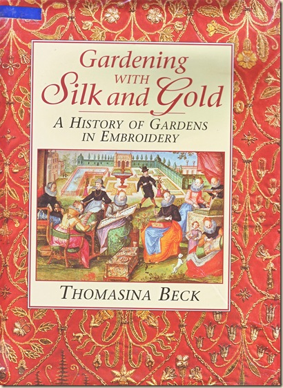 Gardening with Silk & Gold