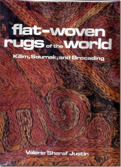 flat-woven rugs of the world book
