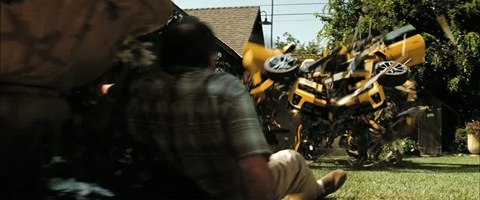 Transformers 2 - Return Of The Fallen - Bumblebee (2)