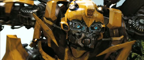Transformers 2 - Return Of The Fallen - Bumblebee (4)
