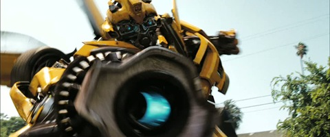 Transformers 2 - Return Of The Fallen - Bumblebee (5)