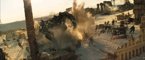 Transformers 2 - Return Of The Fallen - The Fallen (2)
