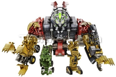 Transformers 2 - Return Of The Fallen - Devastator