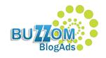 Buzzom Blog Ads