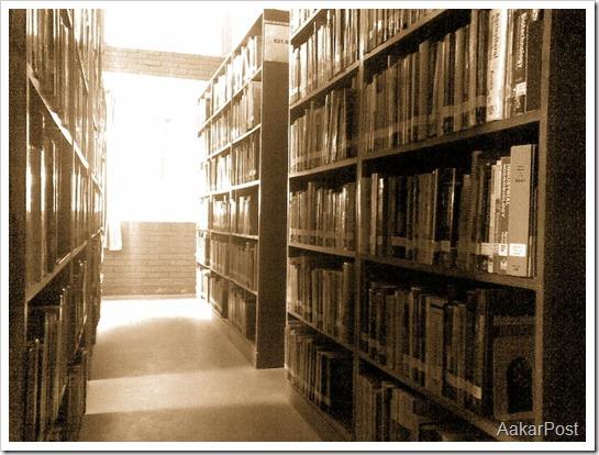 Library, KU