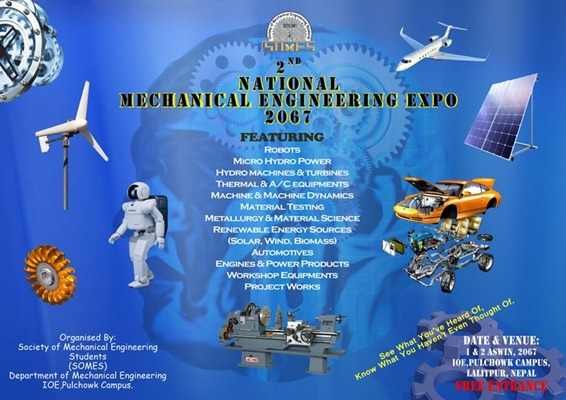 mechanical expo