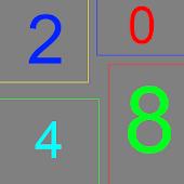 2048 (Õzbek) qiziqarli õyin.