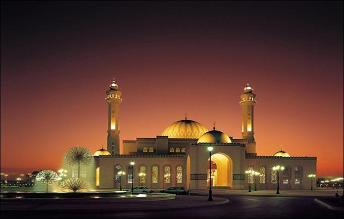 bahrain Grand Mosque