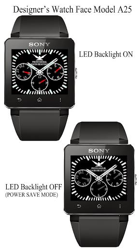 A25 WatchFace for SmartWatch2
