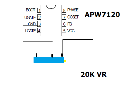 Apw7120 datasheet