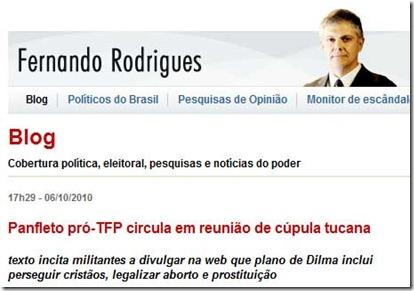 Dilma é a favor do aborto? Serra é a favor do aborto?