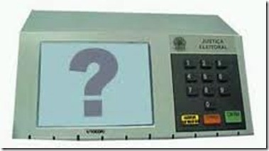 Urna eletrônica ou Urna manual?