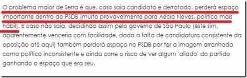 Aécio Neves e a nova oposição…