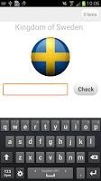 Screenshot of Logo Quiz - World Capitals