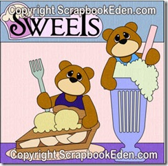 bear with diner shop sweets-300wjl